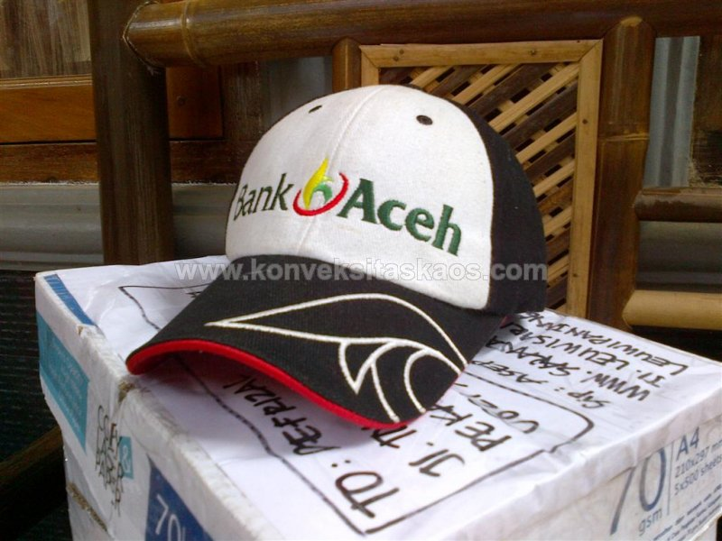 Topi Bank Aceh 2012 Ravel